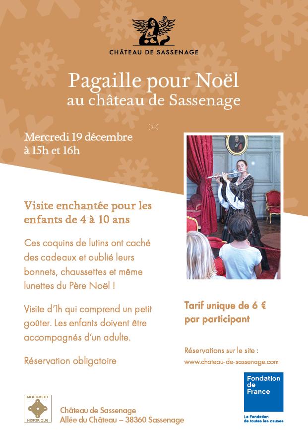 Sassenage Flyer VE Noel 2018